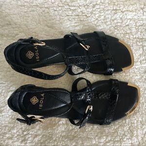 Isola 'Pazia' Wedge Sandals